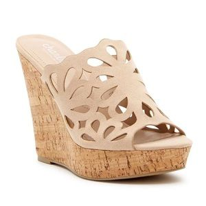 Charles By Charles David April Wedge NEW IN BOX❗️